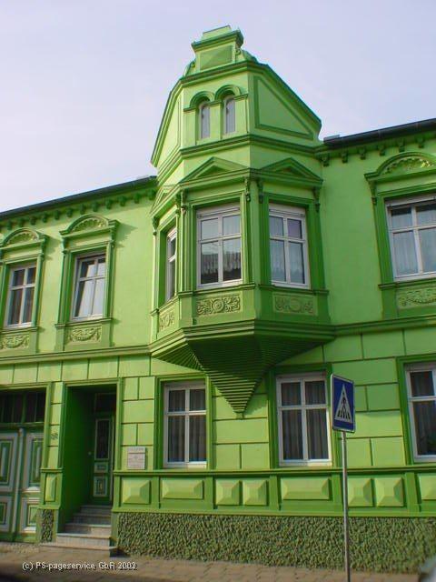 Das Pfarrhaus in Lenzen
