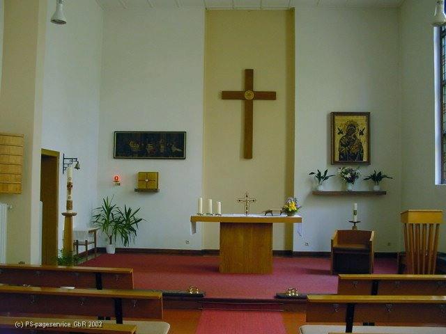 Die Kapelle im Küsterhaus
