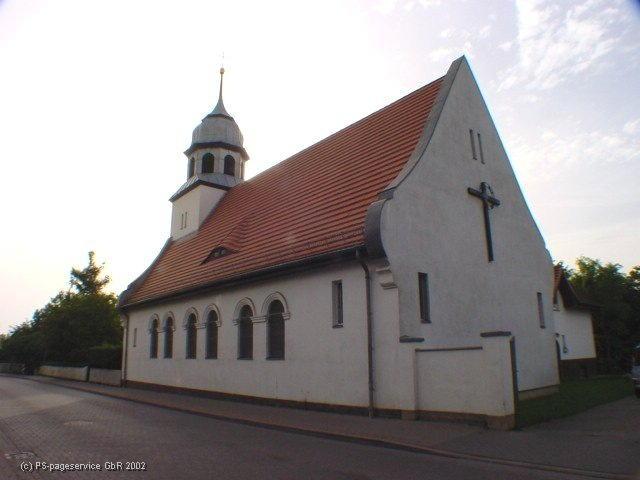 Heilig-Kreuz Kirche in Wittstock