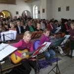 Die Kindermusikgruppe